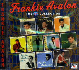 Avalon ,Frankie - The Ep Collection