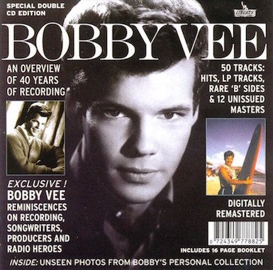 Vee ,Bobby - The Essential & Collectable ( 2 cd's )