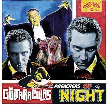 Guitaraculas ,The - Preachers Of The Night ( ltd lp )