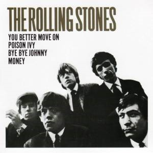 Rolling Stones ,The - Bye Bye Johnny + 3 ( rsd 2014)
