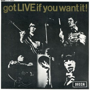 Rolling Stones ,The - Got Live You Want It (rsd 2014 )