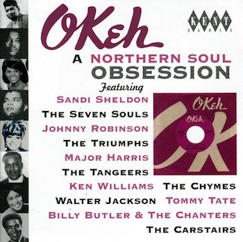 V.A. - Okeh : A Northern Soul Obsession Vol 1 ( cd )