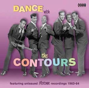 Contours ,The - Dance With The Contours