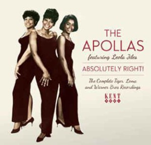 Apollas ,The - Absolutely Right! :The Complete Tiger ,Loma..