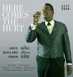 V.A. - Here Comes The Hurt : Soul Ballads From King ,Federal...