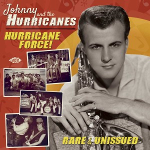 Johnny & The Hurricanes - Hurricane Force : Rare & ..