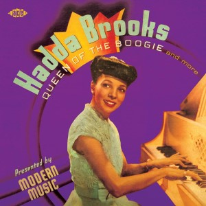 Brooks ,Hadda - Queen Of The Boogie And More..