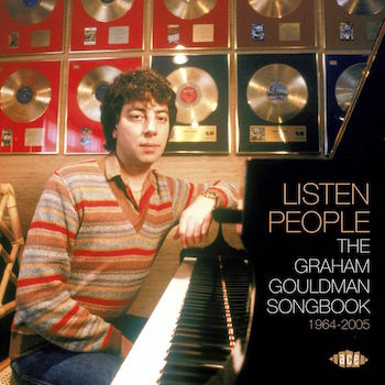 V.A. - Listen People - The Graham Gouldman Songbook 1964 ..