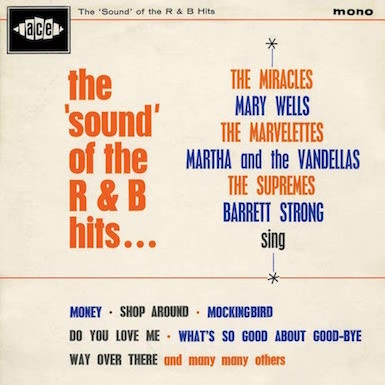V.A. - The Sound Of R&B Hits - Motown