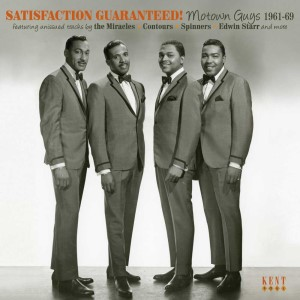 V.A. - Satisfaction Is Guaranteed :Motown Guys 1961- 69