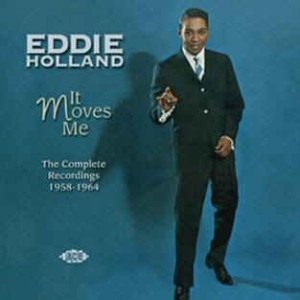 Holland ,Eddie - It Move Me :The Complete Recordings ...