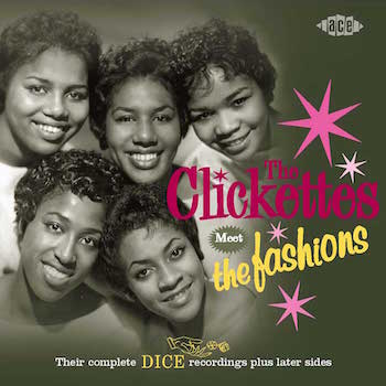 Clickettes ,The Meet The Fashions - Complete Dice Recording ...