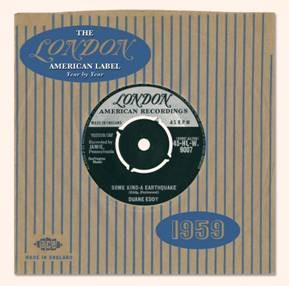 V.A. - The London American Label Year By Year 1959