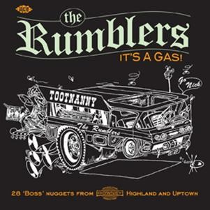 Rumblers ,The - It's A Gas