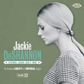 DeShannon ,Jackie - Come And Get Me:The Complete...
