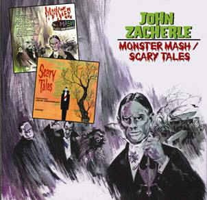 Zacherle ,John - Monster Mash / Scary Tales