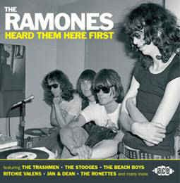 V.A. - The Ramones Heard Them Here First