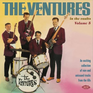 Ventures ,The - In The Vaults Vol-5