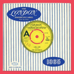 V.A. - The London American Label Year By Year 1965