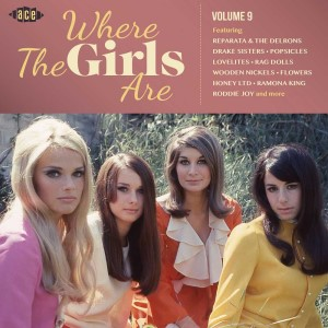 V.A. - Where The Girls Are Vol 9