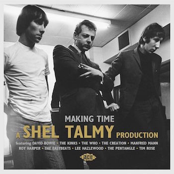 V.A. - Making Time : A Shel Talmy Production