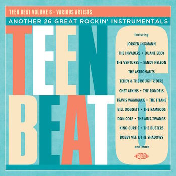 V.A. - Teen Beat : Vol 6