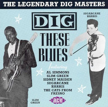 V.A. - Dig These Blues