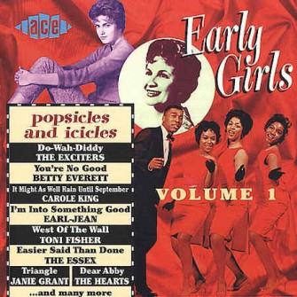 V.A. - Early Girls Vol 1 :Popsicles & Icicles