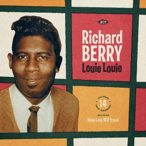 Berry ,Richard - Louie Louie ( limited 180gr Lp )