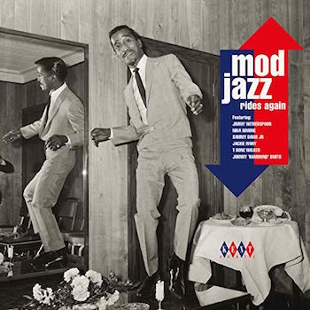 V.A. - Mod Jazz Rides Again ( cd)