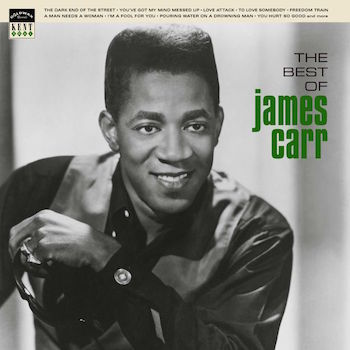 Carr ,James - The Best Of ... ( lp )