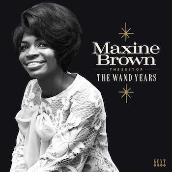 Brown ,Maxime - The Best Of Wand Years ( Ltd Lp)