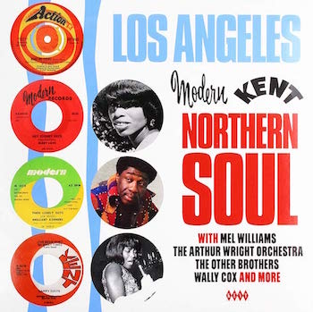 V.A. - Los Angeles Modern & Kent Northern Soul ( Ltd Lp )