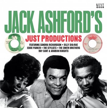 V.A. - Jack Ashford's Just Productions ( Ltd Lp)