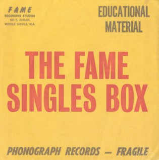 V.A. - The Fame Singles Box ( rsd 2012 limited edition)