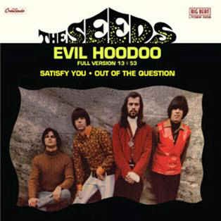 "Seeds ,The - Evil Hoodoo ( limited 10"" ep )"