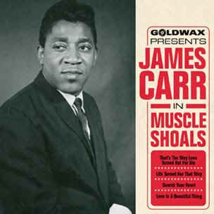 Carr ,James - In Muscle Shoals Ep