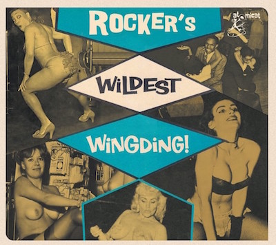 V.A. - Wildest Wingding :Rockers (due 15/01/2021 )