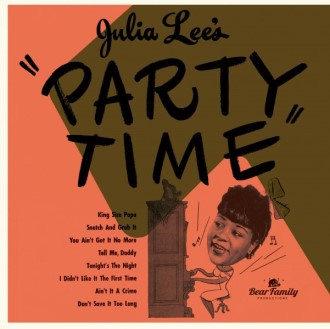 "Lee ,Julia -Julia Lee Party Time ( limited 10 "" color )"
