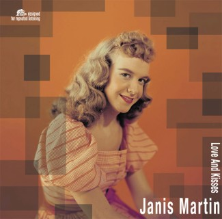 Martin ,Janis - Love And Kisses (180gr vinyl )