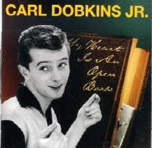 Dobkins Jr ,Carl - My Heart is An Open Book