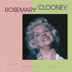 Clooney ,Rosemary - Many A Wonderful Moment ( 8 cd's )