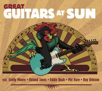 V.A. - Sun Records : Great Guitars At Sun : featuring ....
