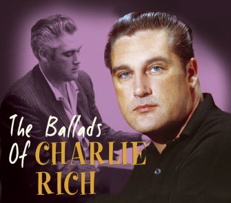 Rich ,Charlie - The Ballads Of