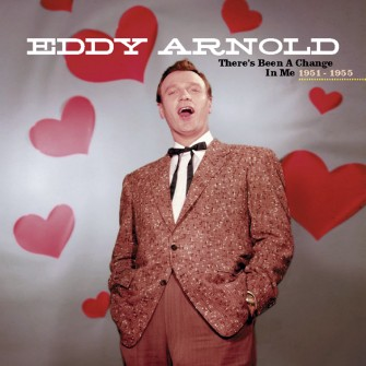 Arnold ,Eddy - There's Been A Change In Me 1951-1955 (box)