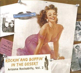 V.A. - Rockin' And Boppin' In The Desert Vol 2