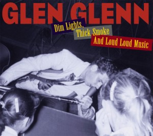 Glenn ,Glen - Dim Lights ,Thick Smoke And Loud Loud Music