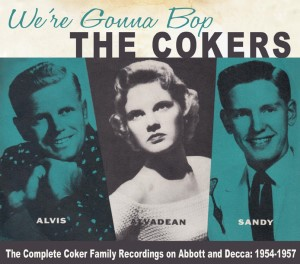 Cokers ,the - Where' Gonna Bop : The Complete Rec..