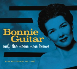 Guitar ,Bonnie - Only The Moon Man Knows