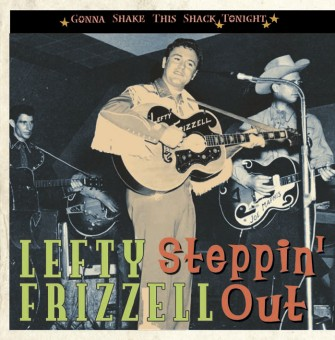 Frizell ,Lefty - Steppin' Out